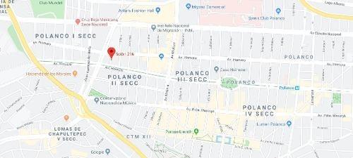 departamento en venta colonia polanco - solón