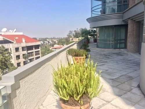 departamento en venta con dos terrazas en paseo de la reforma, cdmx