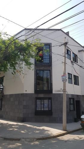 departamento en venta con patio exclusivo