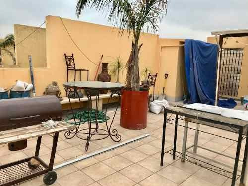 departamento en venta con roof garden en cuajimalpa
