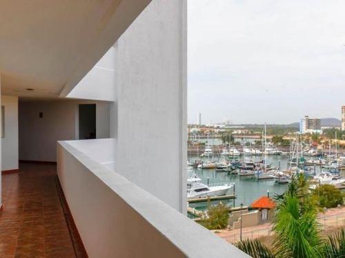 departamento en venta costa veleros marina mazatlan lujosos condominios