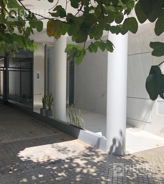 departamento en venta de 1 dormitorio en el centro de rosario u01-01