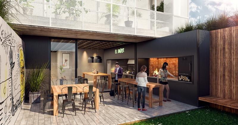 departamento en venta de 1 dormitorio en nueva córdoba con balcón