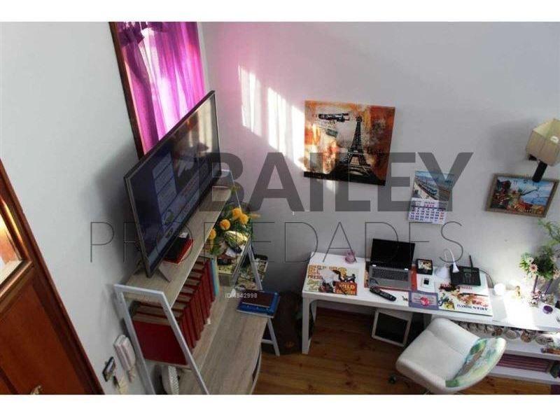 departamento en venta de 1 dormitorio en valparaíso