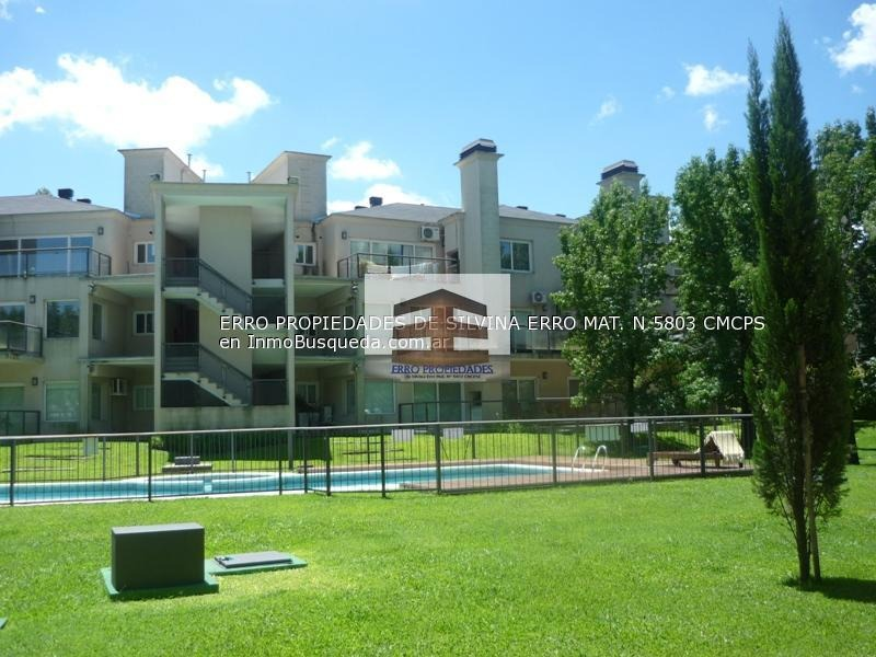 departamento en venta de 2 ambientes en terrazas del lago