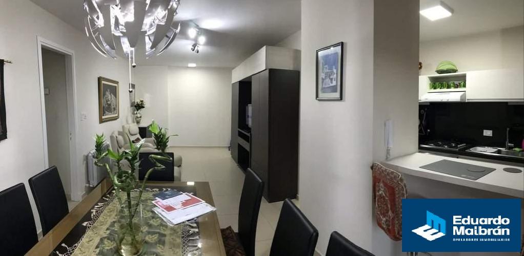 departamento en venta de 2 dormitorios con cochera, livette chateau, zona norte