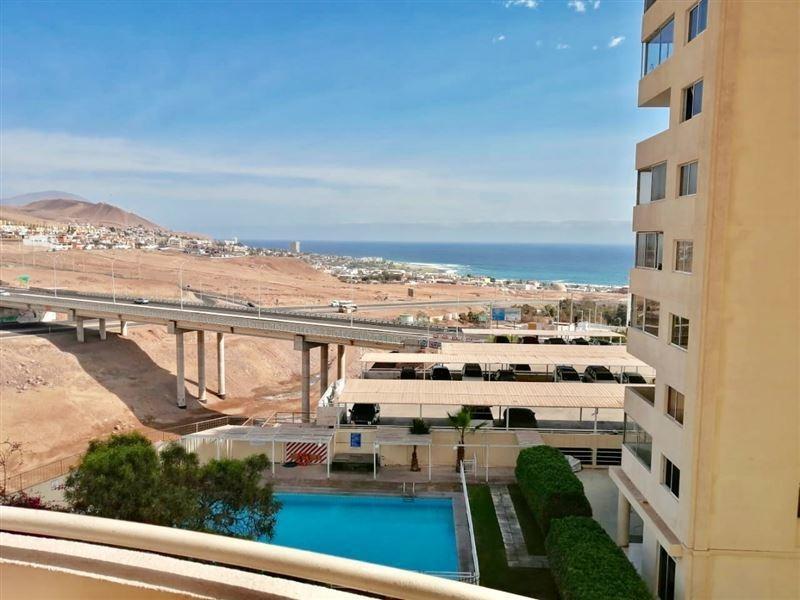 departamento en venta de 2 dormitorios en antofagasta