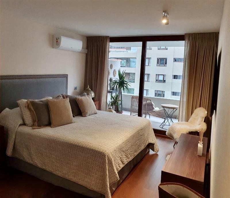 departamento en venta de 2 dormitorios en las condes