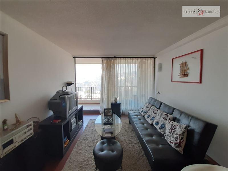 departamento en venta de 2 dormitorios en valparaíso