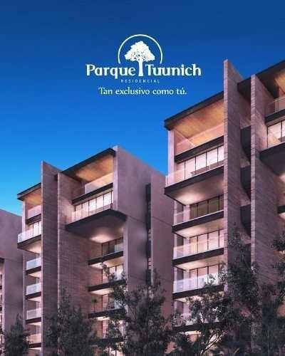 departamento en venta de 210m2 en parque tuunich, temozon