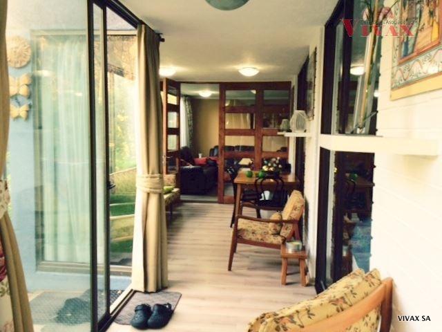 departamento en venta de 3 dormitorios en huechuraba