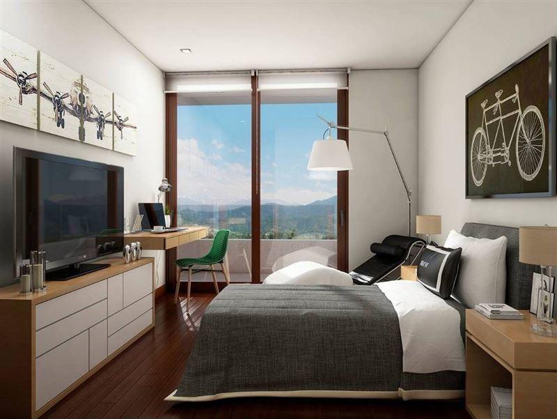 departamento en venta de 3 dormitorios en lo barnechea