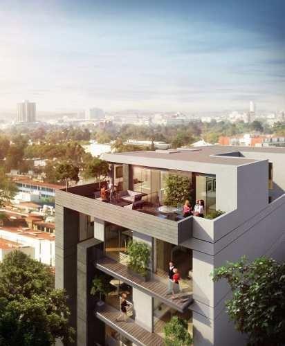 departamento en venta, dos recámaras, balcón, cuauhtémoc - colonia narvarte.