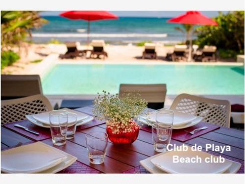 departamento en venta en akumal playa