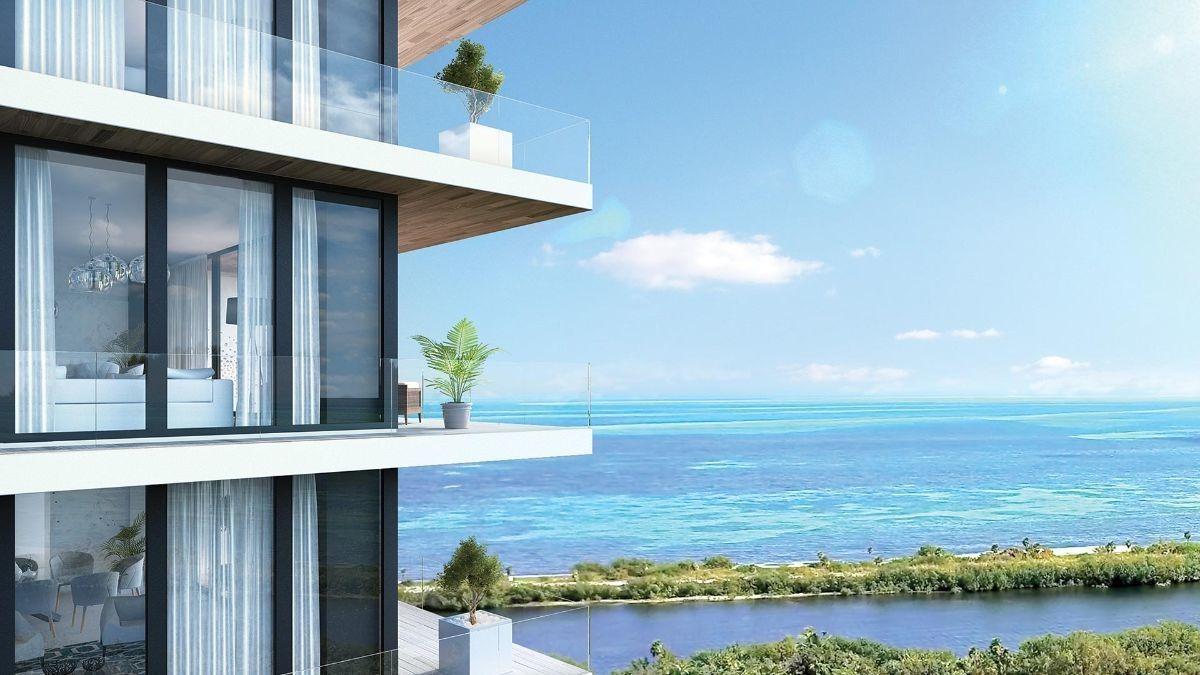 departamento en venta en allure, puerto cancun, quintana roo