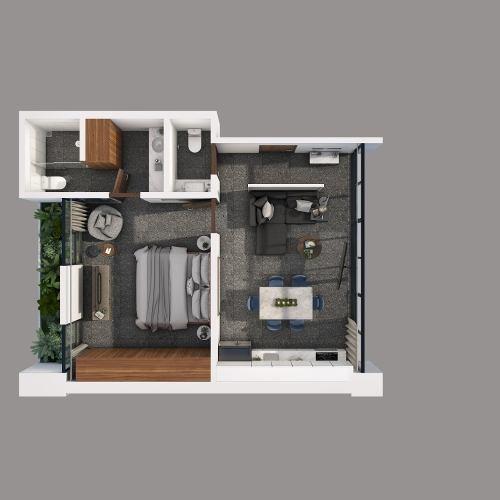 departamento en venta en altabrisa, alta plusvalía dv-6124