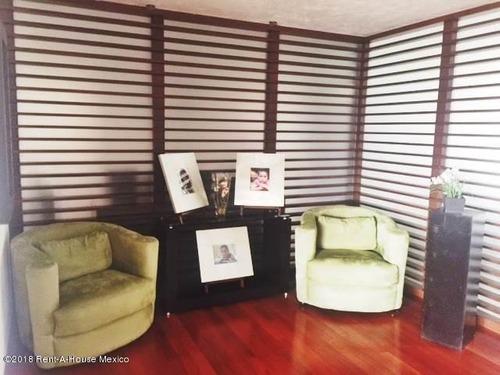 departamento en venta en bosque real, huixquilucan, rah-mx-20-2102