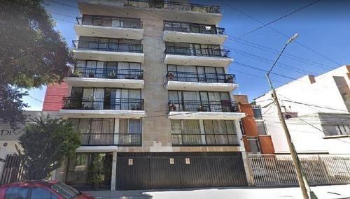 departamento en venta en calle moras, departamento en venta  72 m2 de construccion y 26 m2 de jardin