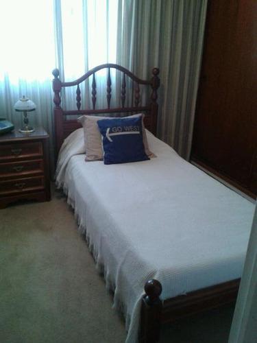 departamento en venta en campana centro. 4 dormitorios. 2 cocheras.
