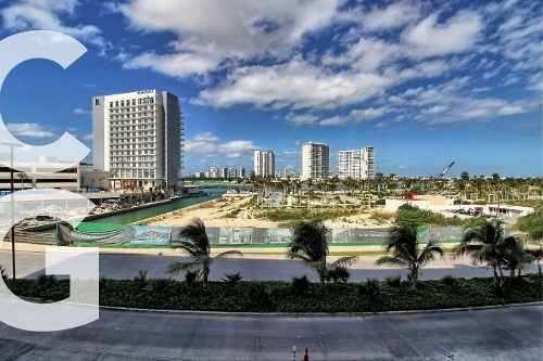 departamento en venta en cancun en allure puerto cancun