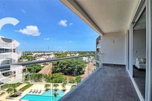 departamento en venta en cancun en altura cumbres amueblado