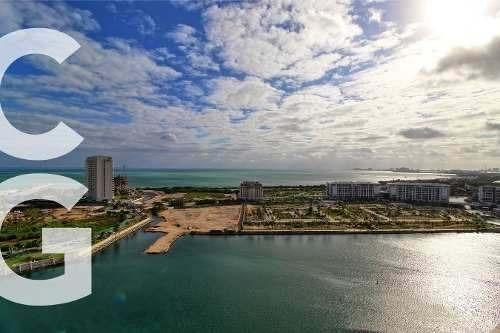 departamento en venta en cancun en aria puerto cancun