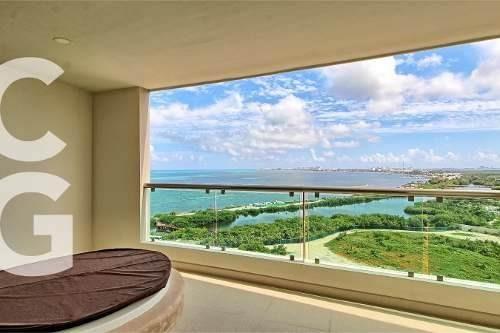 departamento en venta en cancun en novo puerto cancun 4 rec