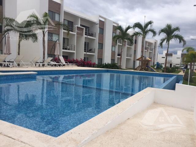 departamento  en venta en cancún / long island/av. huayacan