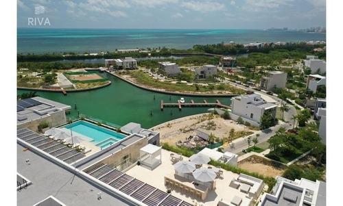 departamento en venta en cancun , puerto cancun