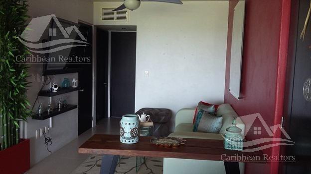 departamento en venta en cancun zona hotelera / poktapok / isla bonita