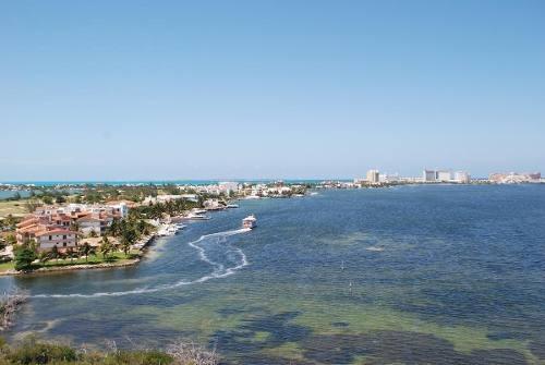 departamento en venta en cancún, zona hotelera, torre laguna.
