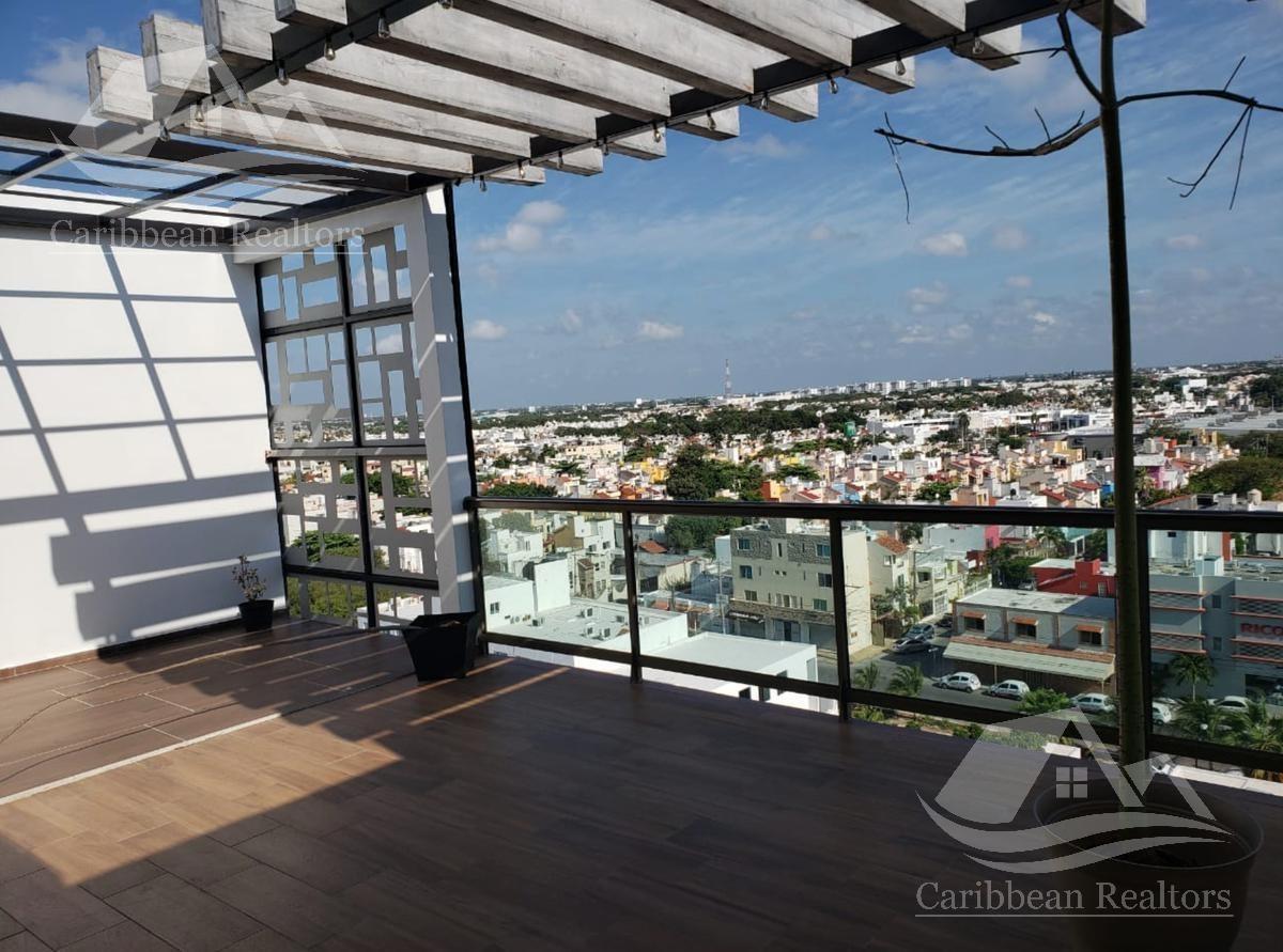 departamento en venta en cancún/centro