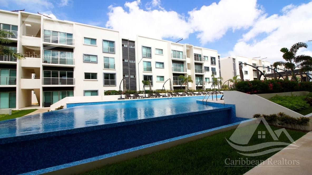 departamento en venta en cancun/midtown