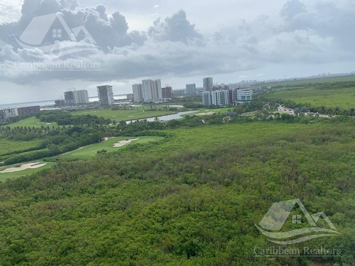 departamento en venta en cancun/puerto cancun/zona hotelera/be towers