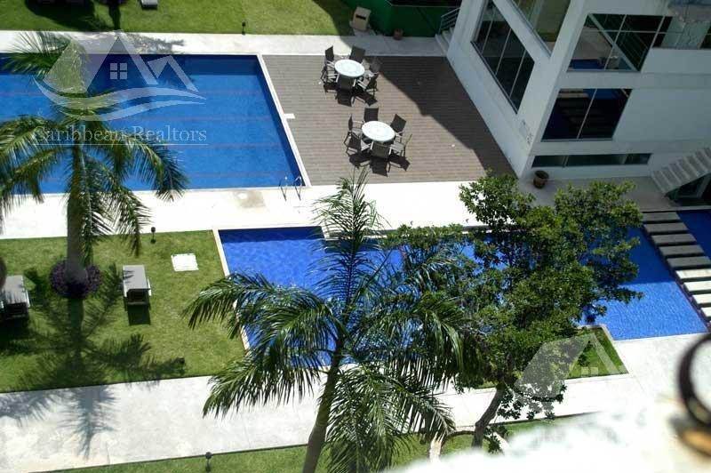 departamento en venta en cancun/sm 16/tziara