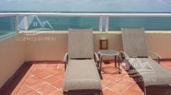 departamento en venta en cancun/zona hotelera/brisas