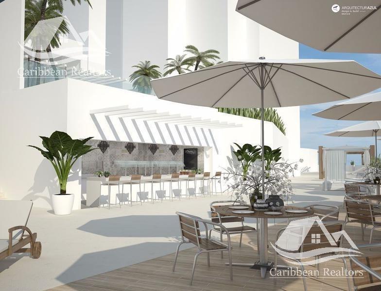 departamento en venta en cancún/zona hotelera/oleo