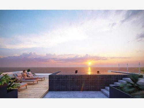departamento en venta en cerro de la neveria con vistas increibles a playa de olas altas