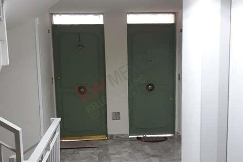 departamento en venta en colonia del valle, cuarto de servicio integrado con baño propio