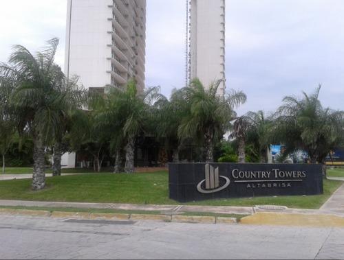 departamento en venta en country towers mérida dv-6514