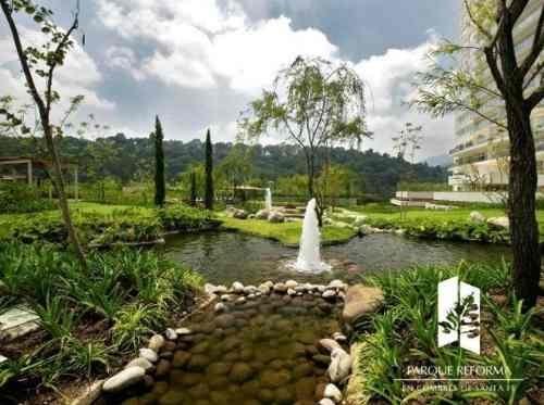 departamento en venta en cumbres de santa fe parque reforma