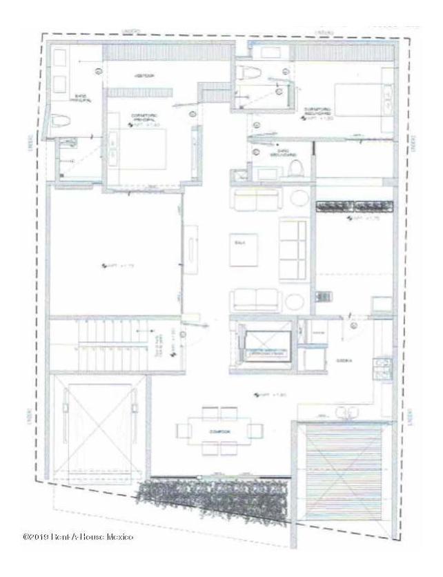 departamento en venta en del valle centro, benito juárez, rah-mx-20-1316