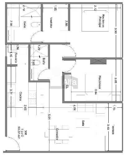 departamento en venta en del valle sur, benito juárez, distrito federal
