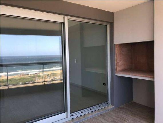 departamento en venta en exclusiva torre look - uruguay