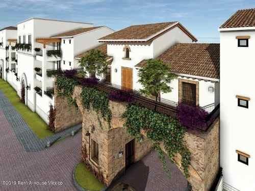 departamento en venta en hacienda san miguel, queretaro, rah-mx-20-171