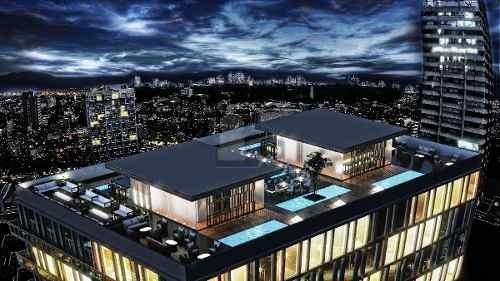 departamento en venta en hipódromo condesa, cuauhtémoc, distrito federal