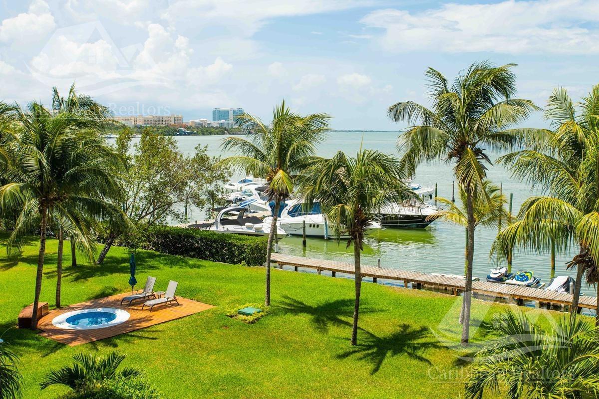 departamento en venta en isla dorada cancún