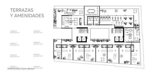 departamento en venta en juarez, cuauhtémoc, rah-mx-20-2306