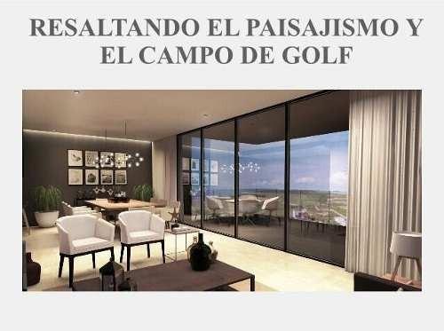 departamento en venta en la loma club de golf