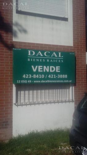 departamento en venta en la plata calle 142 esq 58 dacal bienes raices